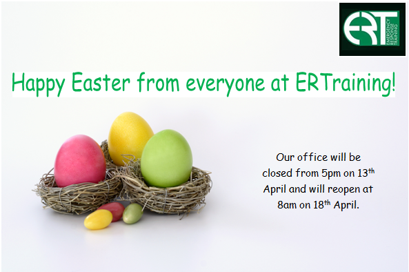 Happy Easter from ERT